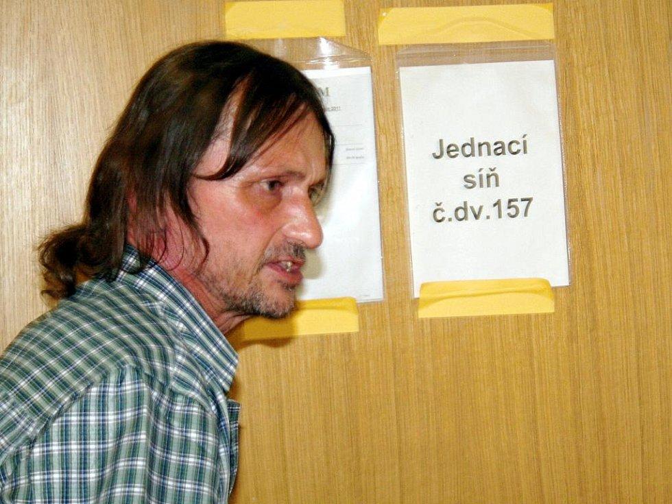 Ladislav Kupčík opět stanul před soudem.
