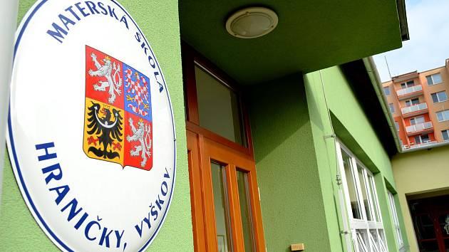 V Mateřské školce Hraničky ukončili čtyřletou rekonstrukci.
