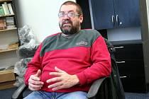 Vyškovský pedagog a historik se považuje za výročního cholerika.