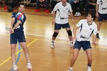V posledním letošním dvoukole II. ligy volejbalistů porazil Sokol Bučovice Polanku nad Odrou 3:0 a 3:1.