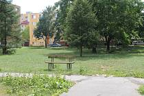 Sídliště Dukelská ve Vyškově. Ilustrační foto.