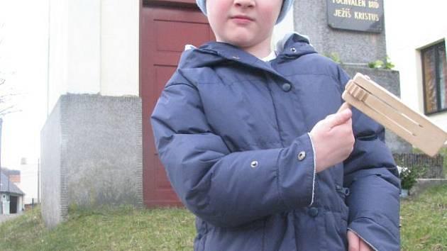 O stošest letos hrkal i čtyřletý Karel Vítek z Orlovic.