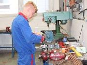 Na Střední odborné škole a středním odborném učilišti ve Vyškově se konal další ročník mezinárodní soutěže.