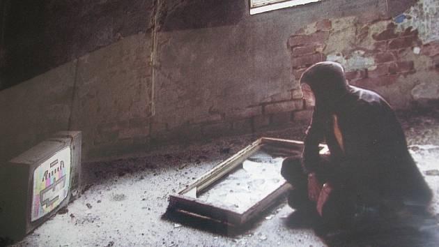 Fotograf Adam Hrubý se rozhodnul poprvé ukázat své práce na výstavě, a to ve vyškovské knihovně Karla Dvořáčka.
