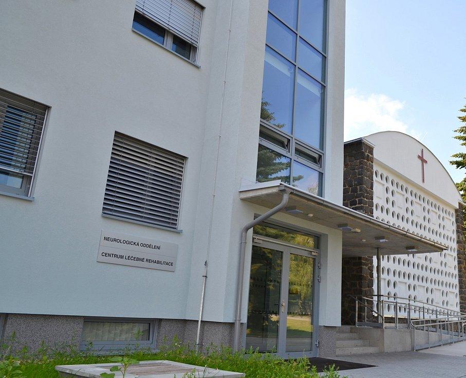 Vyškovská neurologie po rekonstrukci.
