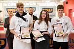 Zvláštní cenu v soutěži Svačina roku s Rio Mare vybojovala kuchařka ze Slavkova u Brna.