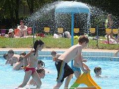 Vyškovský aquapark prošel před letošní sezonou celou řadou obměn.