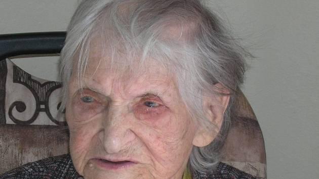 Marie Matoušková