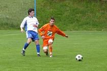 Bohdaličtí fotbalisté remizovali s Rousínovem.