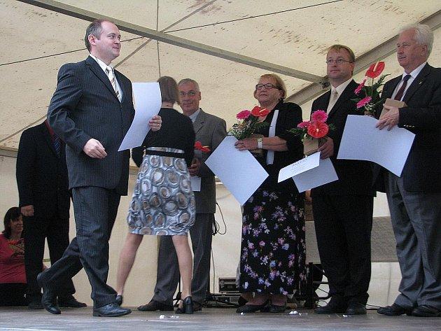 Krásensko vyhrálo v soutěži Vesnice roku 2010.