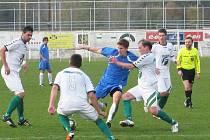 Fotbalisté Framozu uhráli s Aposem Blansko remízu 0:0.