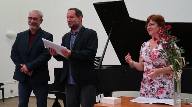 Závěrečný seminář Virtuální univerzity třetího věku ve Vyškově se konal v úterý 14. září.