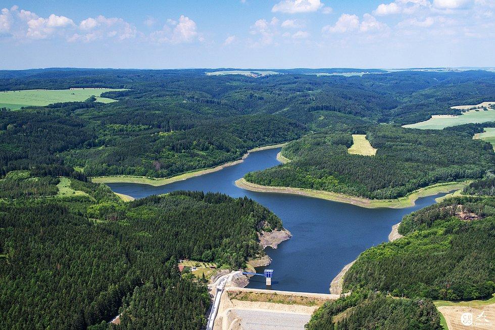 Opatovická přehrada