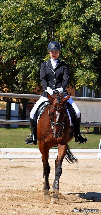 Milovníci koní si první zářijovou sobotu užili jezdecký den ve Vyškově.