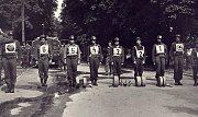 Sbor dobrovolných hasičů Medlovice prožíval největší rozkvět v šedesátých a sedmdesátých letech.
