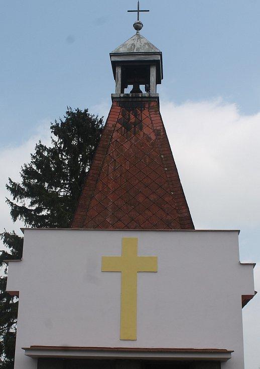 Kaple svatého Floriána.