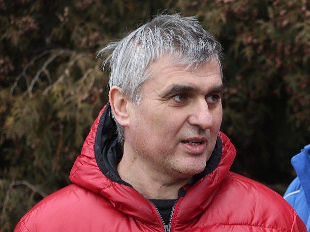 Jiří Moudrý předseda okresního sdružení České unie sportu (ČUS) Vyškov