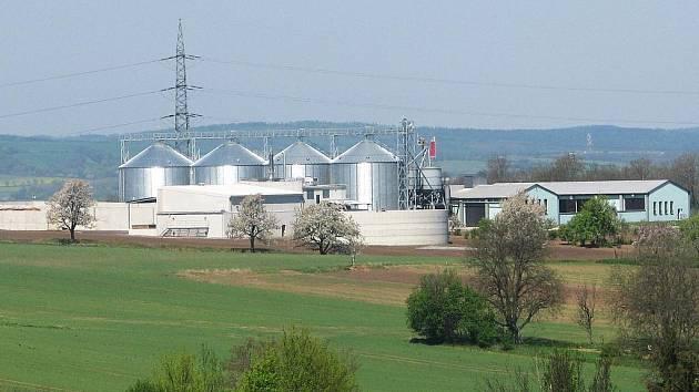 Bioplynová stanice ve Švábenicích už vyrábí elektrickou energii. Další by měla vzniknout v Černčíně u Bučovic.