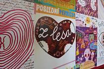 Výstava plakátů a grafik vyškovského rodáka Jan Rajlicha je k vidění do konce srpna v prvním patře Muzea Vyškovska.
