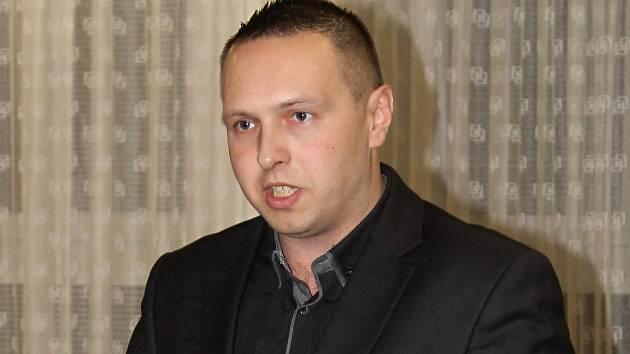 Ondřej Šišma, předseda OFS Vyškov