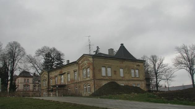 """""""Pivovarská vila"""" ve Vyškově"""