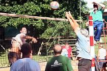 Na kurtech ve sportovním areálu Za Parkem ve Vyškově proběhl druhý ročník Memoriálu Jana Procházky ve volejbale mužů.