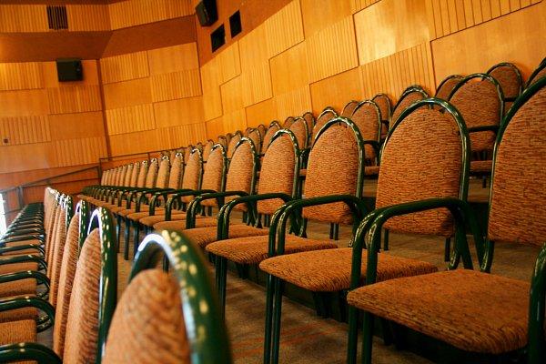 Poslední fází modernizace vyškovského kina má být výměna sedadel. Počet míst ksezení by se vkině nicméně snížil.