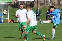 V krajském přeboru fotbalistů prohrál Tatran Rousínov doma s Tatranem Bohunice 0:4.