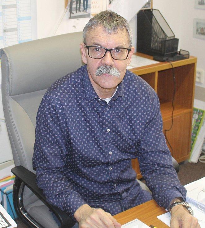 Ředitel Městského kulturního střediska Vyškov Luboš Kadlec.