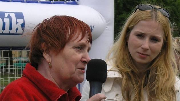 Dotazy a připomínky obyvatel Bučovic se týkaly převážně padesátky.