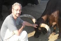 Ředitel vyškovského zooparku Josef Kachlík stojí za změnami, jež do Vyškova přilákaly davy turistů.