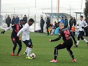 V přípravném utkání remizovali fotbalisté MFK Vyškov s Frýdkem Místkem 1:1