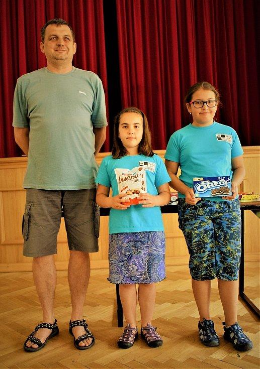 V sobotu 12. 6. 2021 uspořádal SK Vyškov šachový turnaj pro děti a mládež.
