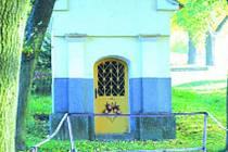 Studánka na Lutrštéku.