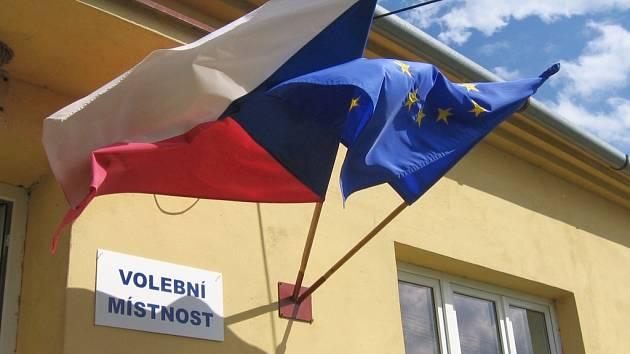 Volby do evropského parlamentu.