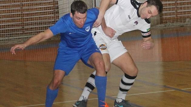 V utkání II. ligy futsalistů prohrál SK Amor Lazor Vyškov doma s FC Tango Hodonín 2:6.