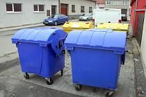 Obyvatele Havlíčkovy ulice ve Slavkově u Brna trápí problémy s tříděním odpadu. Sebrali jim totiž kontejner na sklo, na který si zvykli.