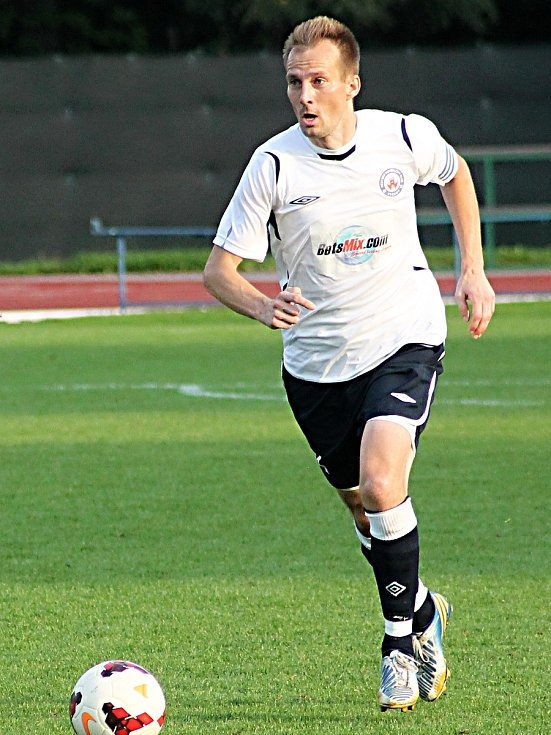 Vyškovská fotbalová legenda se rozloučila. David Hodinář po dvanácti letech odešel z MFK Vyškov a ukončil aktivní kariéru.