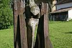 Socha krášlí okolí Krásenska. Ilustrační fotografie.