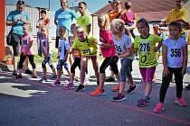 Na  23. ročník Burčákové šestky v Dolních Bojanovicích – dalšího závodu OBL – vyrazilo 28 závodníků z Vyškova.