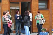 Koláčky, obrázky a občas trochu smutku. Tak vypadal den otevřených dveří v dětském domově Lila v Otnicích.