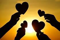 Soutěž Srdce s láskou darované. Ilustrační foto.