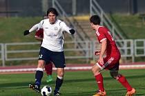 V utkání Moravskoslezské fotbalové ligy MSFL remizoval  MFK Vyškov s SK Uničov 0:0.