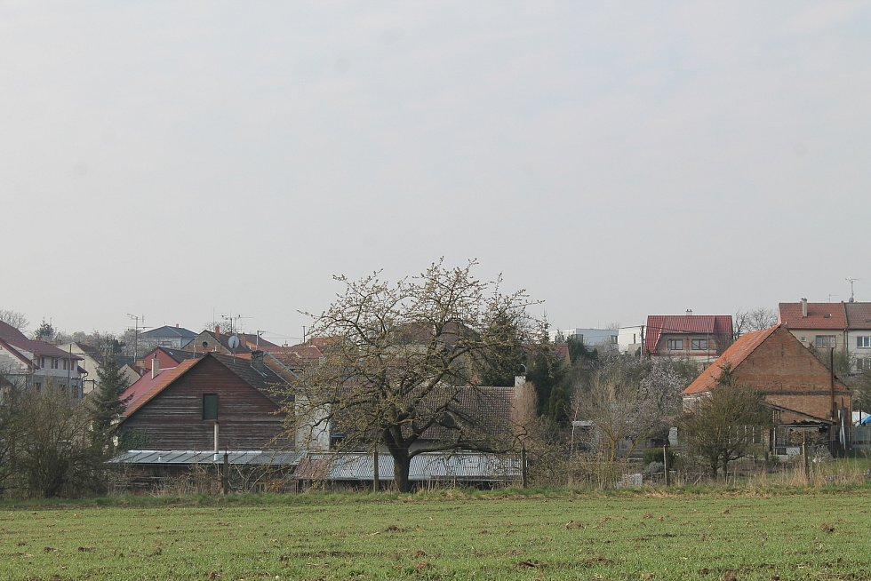 Na návštěvě v Holubicích. Počet obyvatel tam rychle roste.