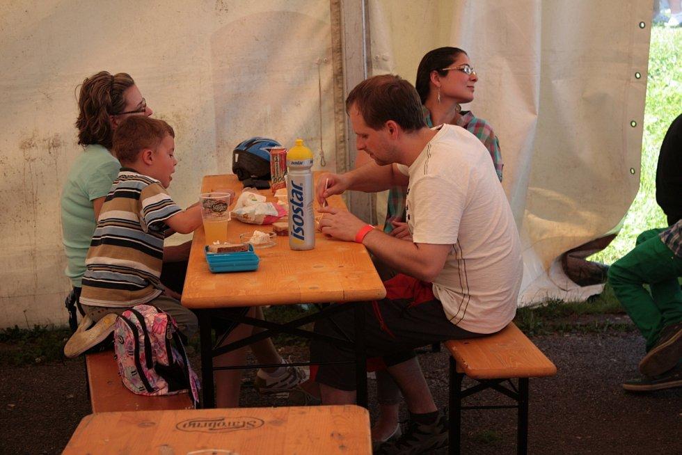 Otničtí se sešli na Pivních slavnostech.
