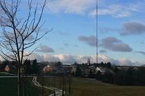 Stejně jako loni, ani letos se milovníci typické vánoční ladovské zimy na Vyškovsku nedočkali. Až v noci ze čtvrtka na pátek napadl na nejvyšších místech regionu, například v okolí Krásenska.
