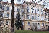 Bučovické gymnázium.