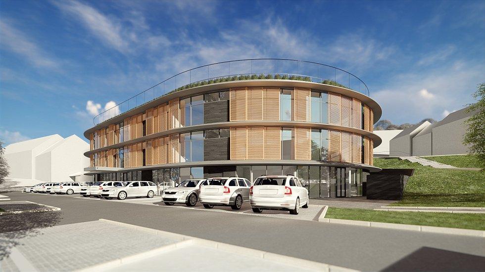 Nový domov důchodců v Bučovicích má jasnější obrysy.