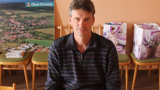 Starosta Drysic Pavel Rozehnal.
