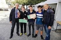 Studenti Integrované střední školy se v uplynulém školním roce úspěšně zapojili do řady soutěží.